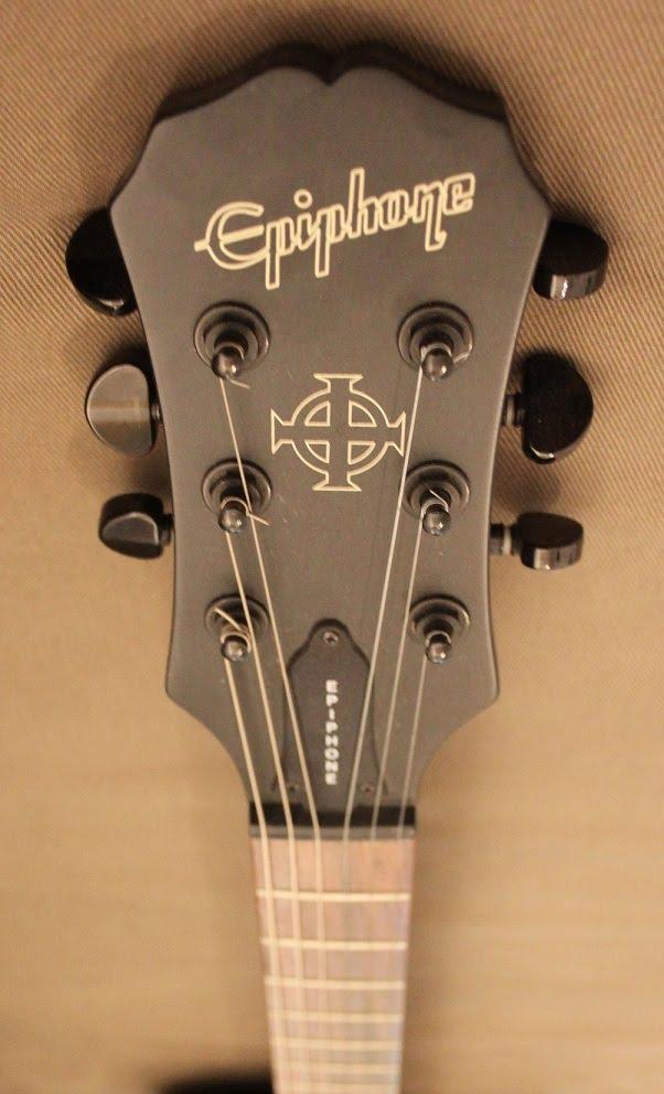 Epiphone Les Paul Goth