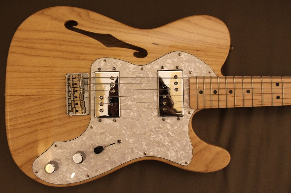Fender Telecaster Thinline photo2