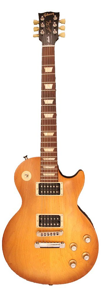 http://www.gibson.com/Products/Electric-Guitars/Les-Paul/Gibson-USA/Les-Paul-Studio-50s-Tribute-Humbucker.aspx